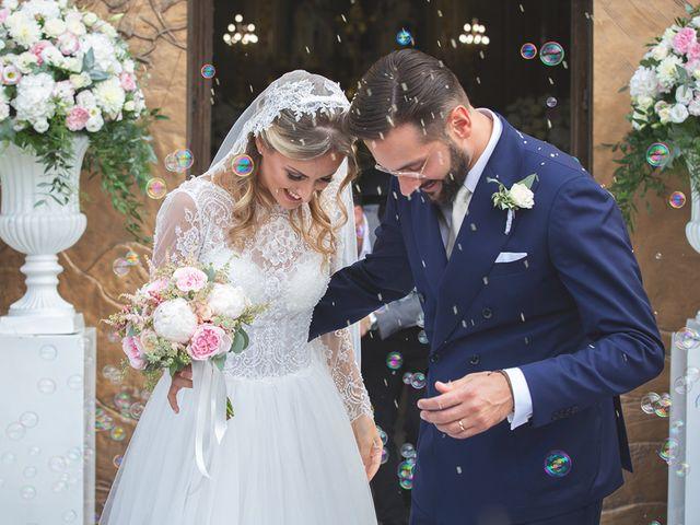 Il matrimonio di Flavio e Manuela a Cava de' Tirreni, Salerno 19