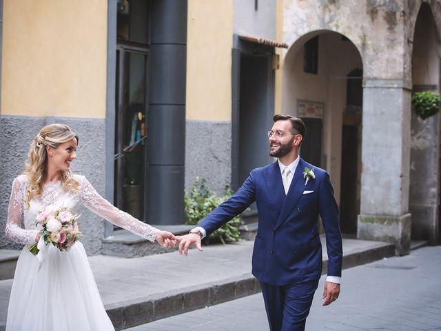 Il matrimonio di Flavio e Manuela a Cava de' Tirreni, Salerno 21