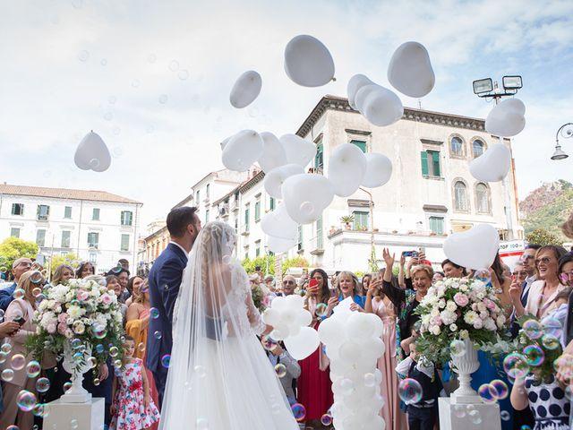 Il matrimonio di Flavio e Manuela a Cava de' Tirreni, Salerno 22