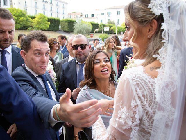 Il matrimonio di Flavio e Manuela a Cava de' Tirreni, Salerno 23