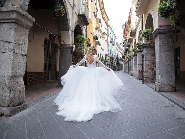 Il matrimonio di Flavio e Manuela a Cava de' Tirreni, Salerno 25