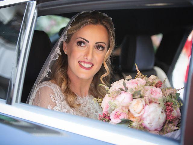 Il matrimonio di Flavio e Manuela a Cava de' Tirreni, Salerno 28