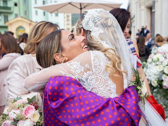 Il matrimonio di Flavio e Manuela a Cava de' Tirreni, Salerno 29