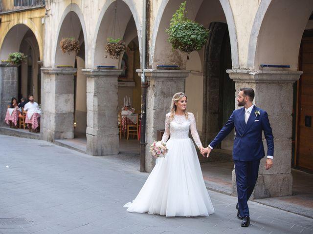Il matrimonio di Flavio e Manuela a Cava de' Tirreni, Salerno 30