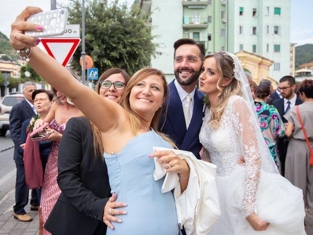 Il matrimonio di Flavio e Manuela a Cava de' Tirreni, Salerno 33