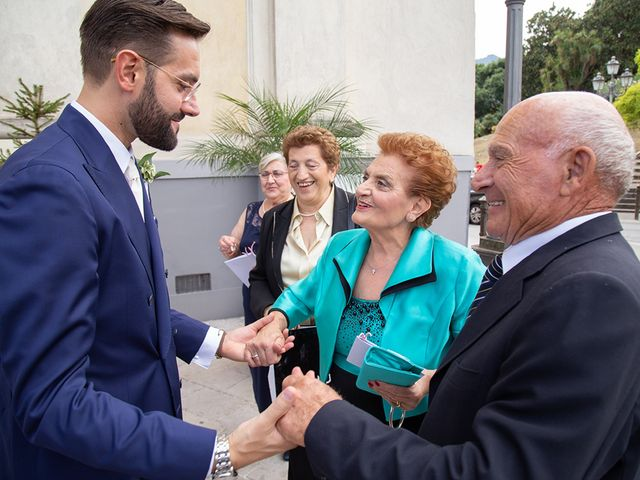 Il matrimonio di Flavio e Manuela a Cava de' Tirreni, Salerno 34