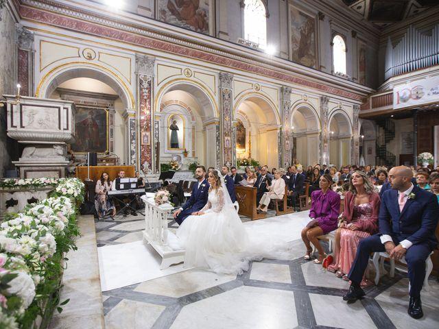 Il matrimonio di Flavio e Manuela a Cava de' Tirreni, Salerno 37