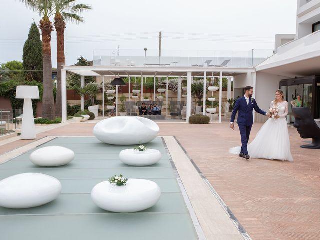 Il matrimonio di Flavio e Manuela a Cava de' Tirreni, Salerno 41