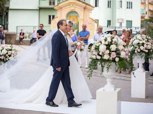 Il matrimonio di Flavio e Manuela a Cava de' Tirreni, Salerno 49