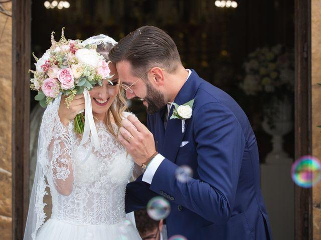 Il matrimonio di Flavio e Manuela a Cava de' Tirreni, Salerno 52