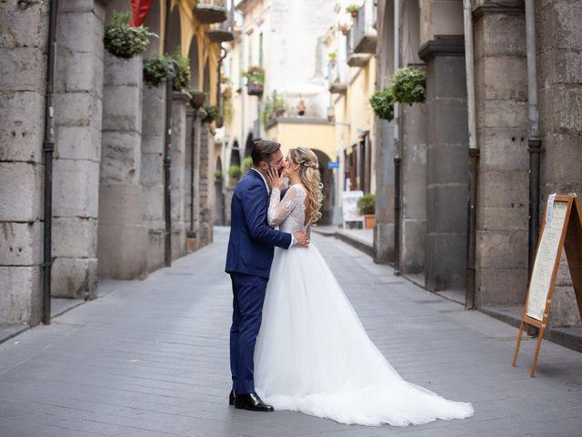 Il matrimonio di Flavio e Manuela a Cava de' Tirreni, Salerno 53