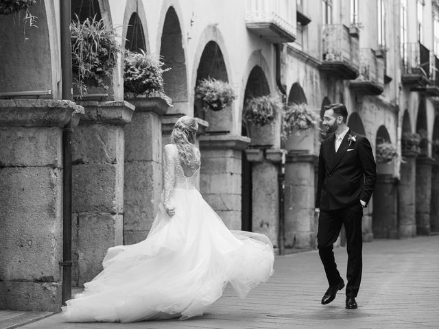Il matrimonio di Flavio e Manuela a Cava de' Tirreni, Salerno 1