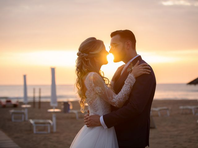 Il matrimonio di Flavio e Manuela a Cava de' Tirreni, Salerno 59