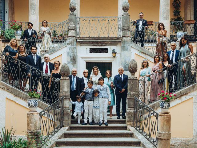 Il matrimonio di Clementina e Domenico a Ragusa, Ragusa 36