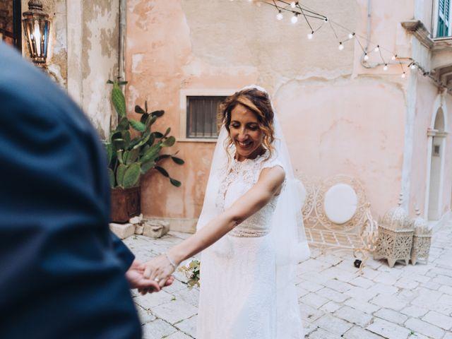 Il matrimonio di Clementina e Domenico a Ragusa, Ragusa 58