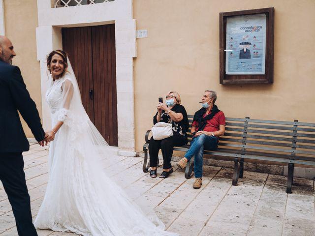Il matrimonio di Clementina e Domenico a Ragusa, Ragusa 61