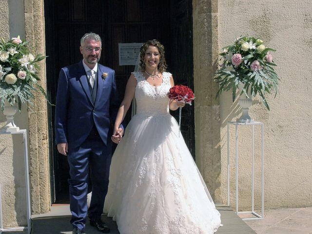 Il matrimonio di Fabio e Mariangela a Nurachi, Oristano 3