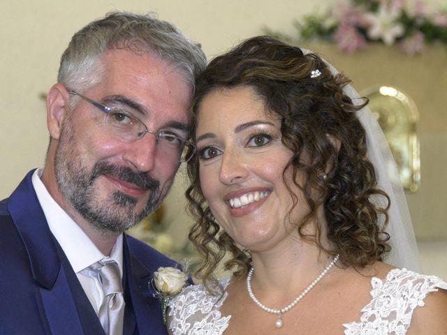 Il matrimonio di Fabio e Mariangela a Nurachi, Oristano 6