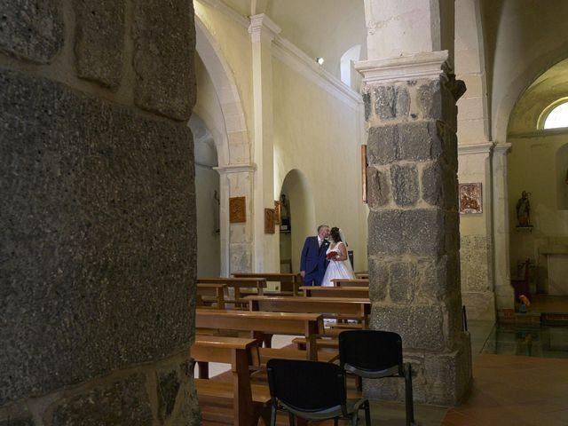 Il matrimonio di Fabio e Mariangela a Nurachi, Oristano 7