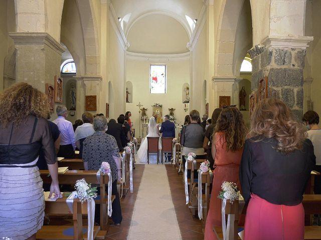 Il matrimonio di Fabio e Mariangela a Nurachi, Oristano 8