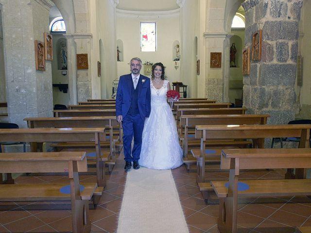 Il matrimonio di Fabio e Mariangela a Nurachi, Oristano 13