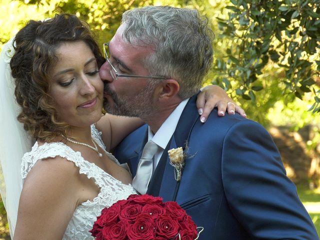 Il matrimonio di Fabio e Mariangela a Nurachi, Oristano 17