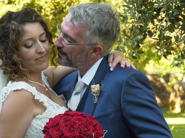 Il matrimonio di Fabio e Mariangela a Nurachi, Oristano 18