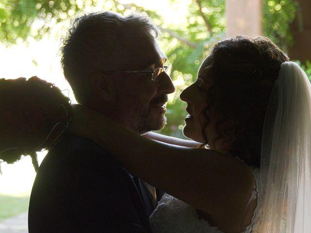 Il matrimonio di Fabio e Mariangela a Nurachi, Oristano 19
