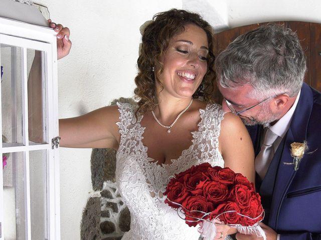 Il matrimonio di Fabio e Mariangela a Nurachi, Oristano 20