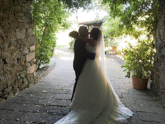 Il matrimonio di Fabio e Mariangela a Nurachi, Oristano 21