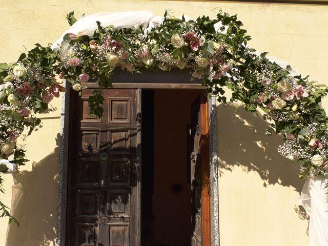 Il matrimonio di Fabio e Mariangela a Nurachi, Oristano 22