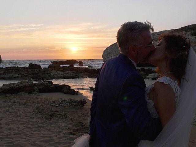 Il matrimonio di Fabio e Mariangela a Nurachi, Oristano 23