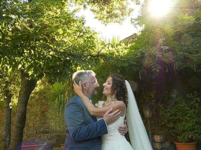 Il matrimonio di Fabio e Mariangela a Nurachi, Oristano 24