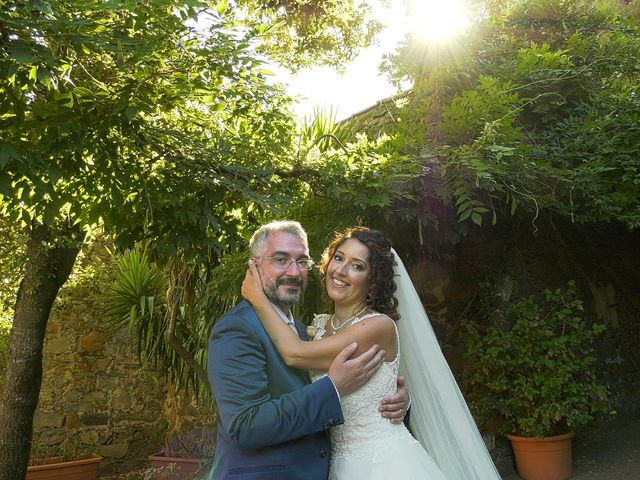 Il matrimonio di Fabio e Mariangela a Nurachi, Oristano 25
