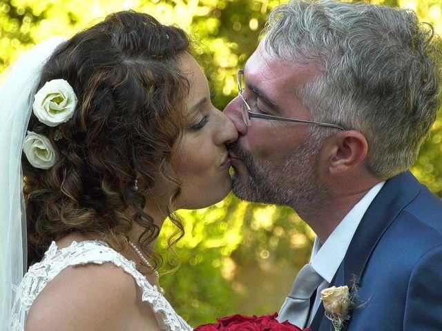 Il matrimonio di Fabio e Mariangela a Nurachi, Oristano 26