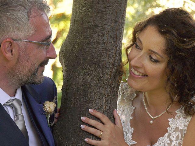 Il matrimonio di Fabio e Mariangela a Nurachi, Oristano 28