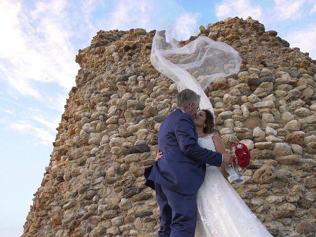 Il matrimonio di Fabio e Mariangela a Nurachi, Oristano 31