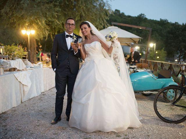 Le nozze di Gabriela e Simone
