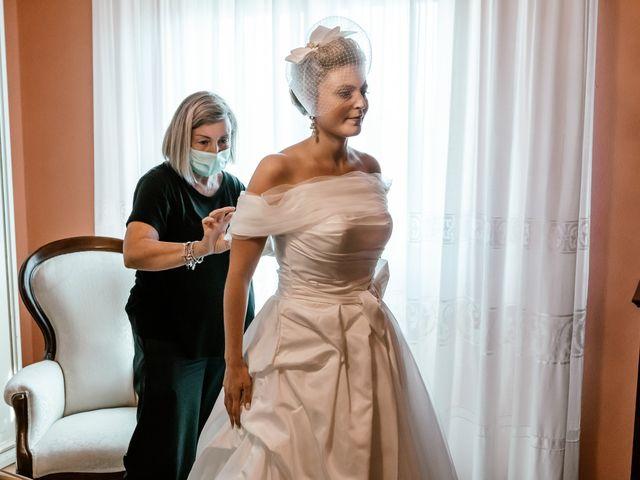 Il matrimonio di Simone e Federica a Pescia, Pistoia 5