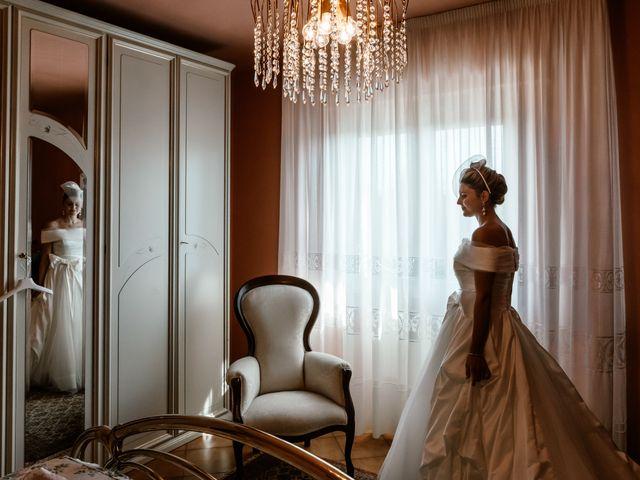 Il matrimonio di Simone e Federica a Pescia, Pistoia 8