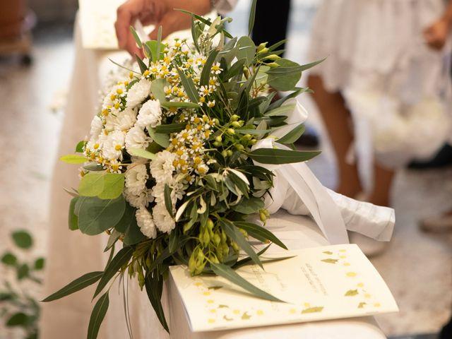 Il matrimonio di Simone e Federica a Pescia, Pistoia 10