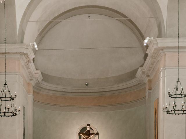 Il matrimonio di Simone e Federica a Pescia, Pistoia 11