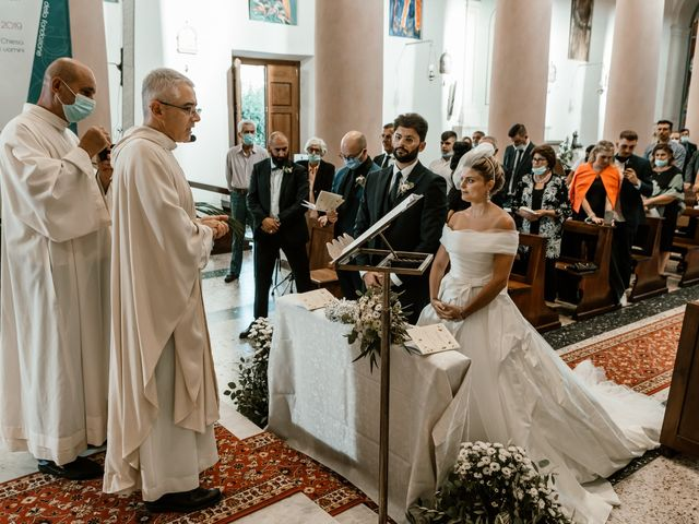 Il matrimonio di Simone e Federica a Pescia, Pistoia 12