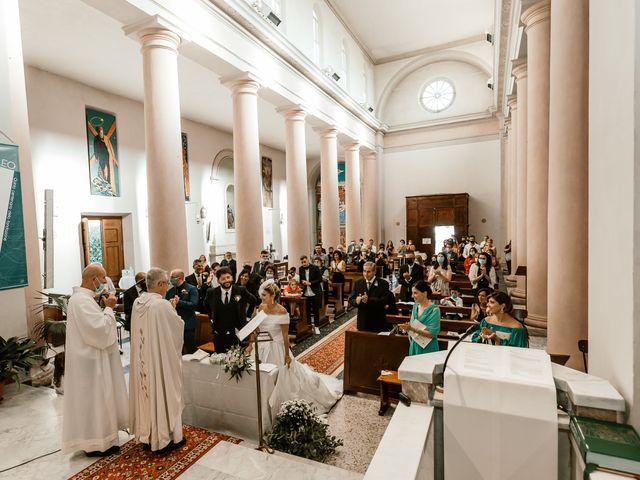 Il matrimonio di Simone e Federica a Pescia, Pistoia 15