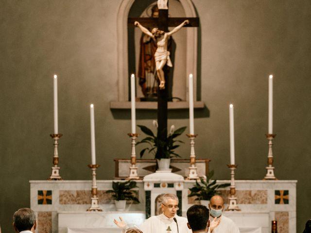 Il matrimonio di Simone e Federica a Pescia, Pistoia 16