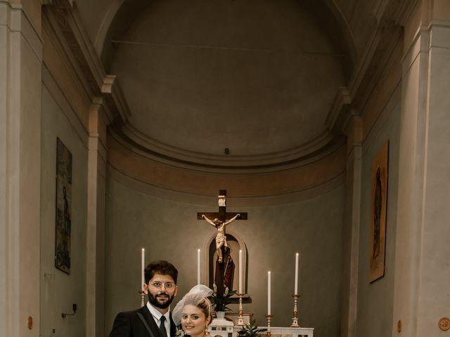 Il matrimonio di Simone e Federica a Pescia, Pistoia 17