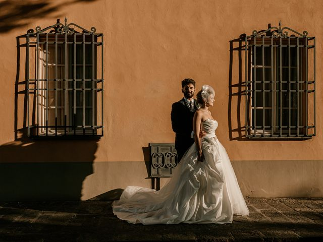 Il matrimonio di Simone e Federica a Pescia, Pistoia 1