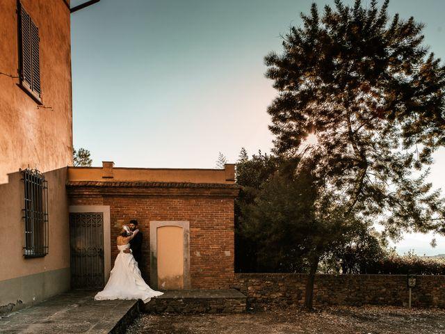 Il matrimonio di Simone e Federica a Pescia, Pistoia 23
