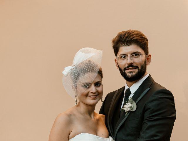 Il matrimonio di Simone e Federica a Pescia, Pistoia 25