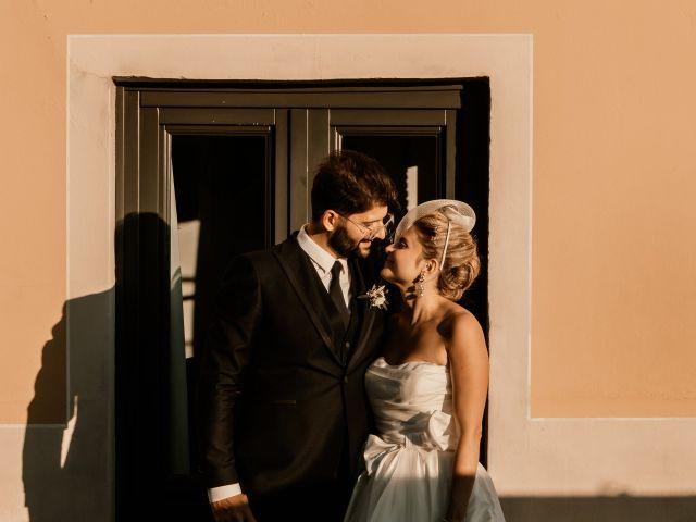 Il matrimonio di Simone e Federica a Pescia, Pistoia 33